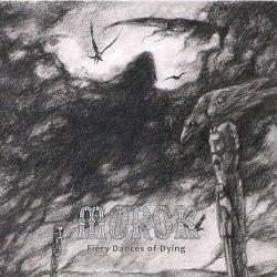 МОРОК - Fiery Dances Of Dying CD Pagan Metal
