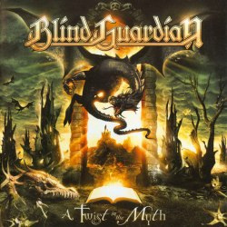 BLIND GUARDIAN - A Twist In The Myth CD Power Metal