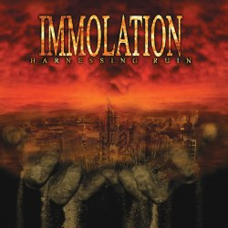 IMMOLATION - Harnessing Ruin CD Death Metal