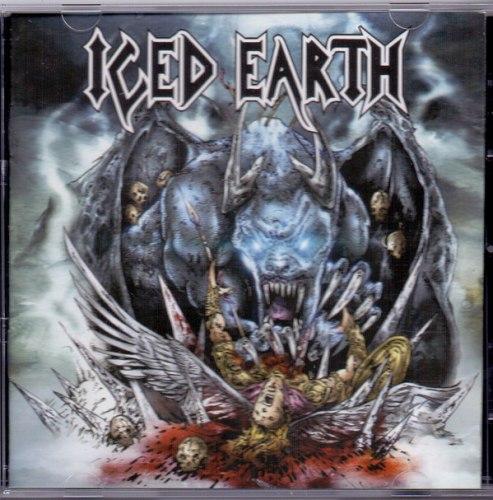 ICED EARTH - Iced Earth CD Speed Heavy Metal