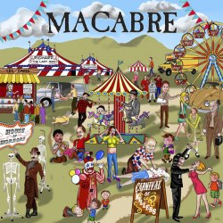 MACABRE - Carnival Of Killers CD Grindcore
