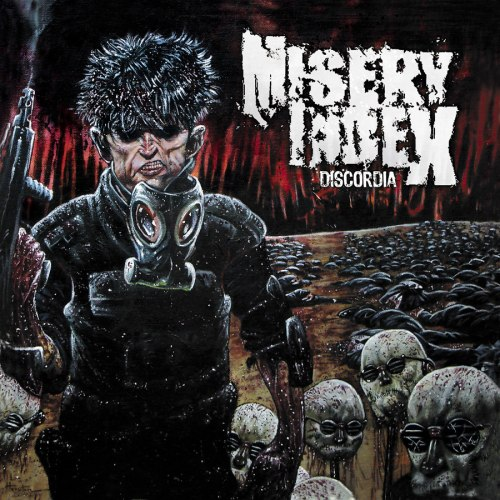 MISERY INDEX - Discordia CD Brutal Death Metal