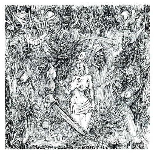 РОГАТЫЕ ТРУПОЕДЫ - Девки, секс и трупный яд CD Death Metal