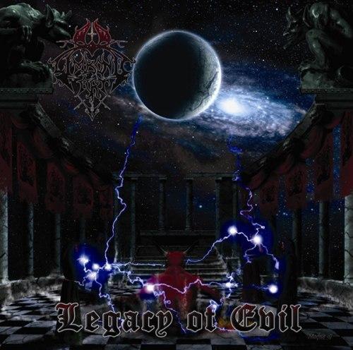 LIMBONIC ART - Legacy Of Evil CD Symphonic Metal