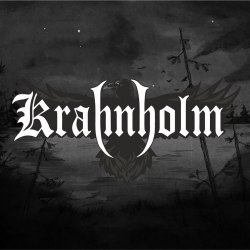 KRAHNHOLM - Demo - 2013 / The Past Must Be Consigned To The Flames - 2015 CD Atmospheric Metal
