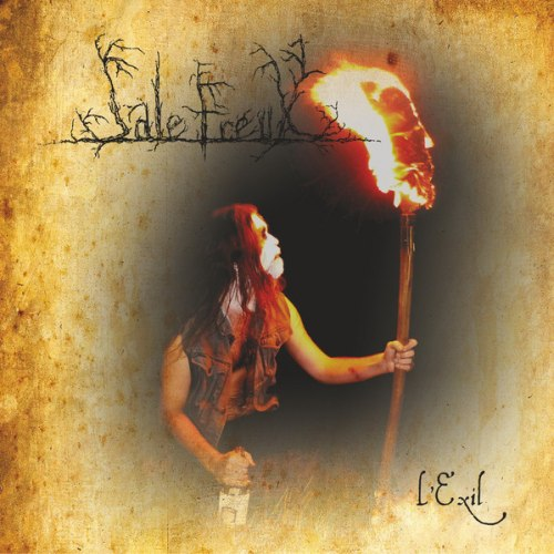 SALE FREUX - L'Exil CD Blackened Metal