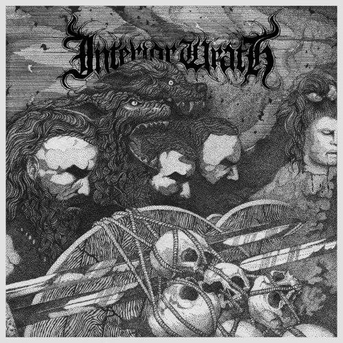 INTERIOR WRATH - В Ветра Гимнах Digi-CD Heathen Metal