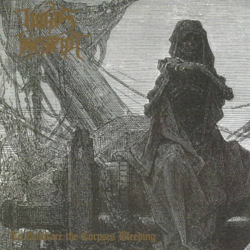 JUDAS ISCARIOT - To Embrace the Corpses Bleeding CD Black Metal