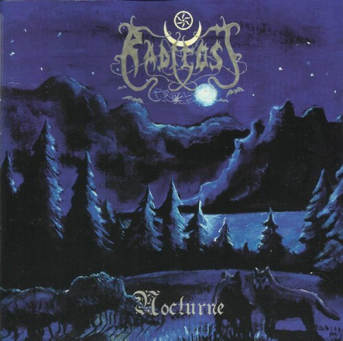 RADIGOST - Nocturne CD Symphonic Metal