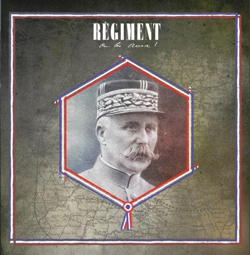 REGIMENT - On Les Aura! CD Death Metal