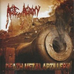 AGE OF AGONY - Death Metal Artillery CD Death Metal