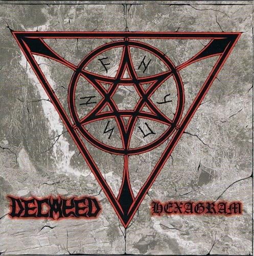 DECAYED - Hexagram (Honour Et Fidelitas) CD Black Metal