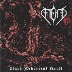 FIEND - Black Abhorrent Metal CD Black Metal
