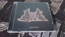NECROSTUPRUM - Infernal CD Black Metal