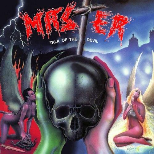 МАСТЕР - Talk of the Devil CD Thrash Metal