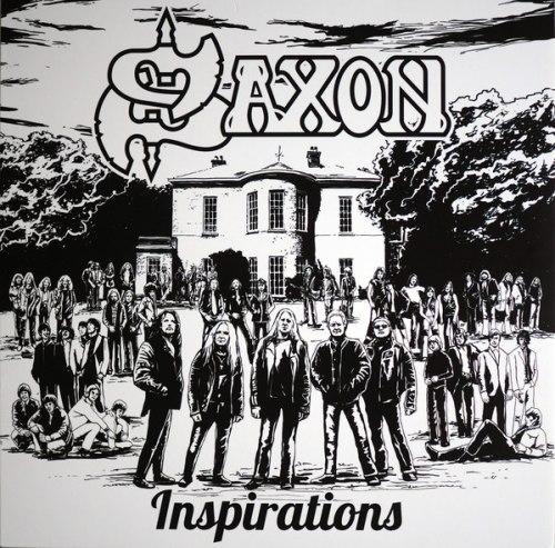 SAXON - Inspirations Digi-CD Heavy Metal