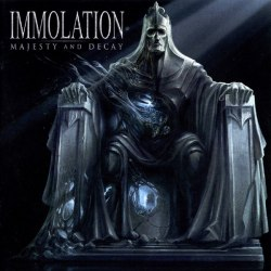 IMMOLATION - Majesty And Decay CD Death Metal