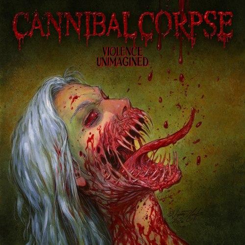 CANNIBAL CORPSE - Violence Unimagined Digi-CD Brutal Death Metal