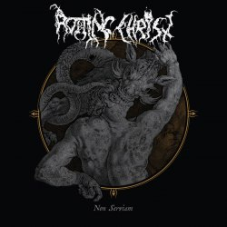 ROTTING CHRIST - Non Serviam Gatefold LP Blackened Metal