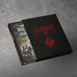 РИКАРДУ С. АМОРИМ - Волки, которые были людьми: история MOONSPELL (премиальная версия) Книга Dark Metal