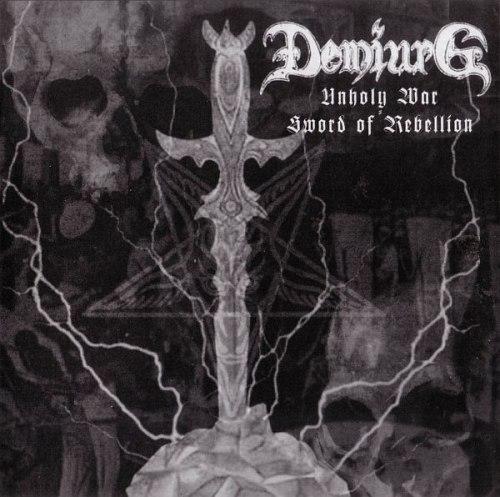 DEMIURG - Unholy War - Sword Of Rebellion CD Black Metal