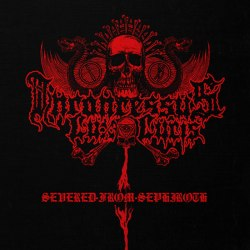 INCONCESSUS LUX LUCIS - II - Severed From Sephiroth MCD Black Metal