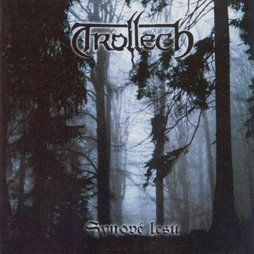 TROLLECH - Synové Lesů CD Folk Metal