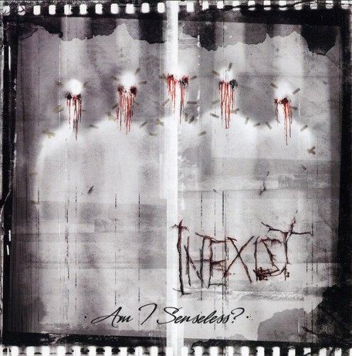 INEXIST - Am I Senseless? CD Progressive Death Metal