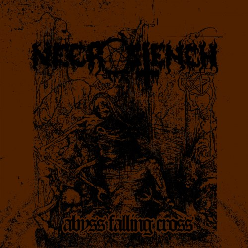 NECROSTENCH - Abyss Falling Cross Digi-CD Death Metal