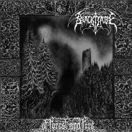 BLACK JADE - ...Of Forest And Fire... CD Blackened Metal