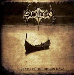 SVARTTHRON - Bearer Of The Crimson Flame Digi-CD Ambient Metal
