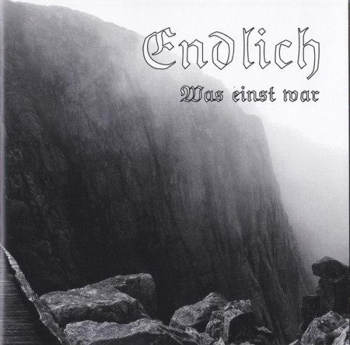 ENDLICH - Was Einst War CD Acoustic