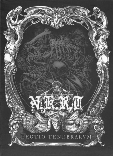 N.K.R.T. - Lectio Tenebrarvm A5 Digi-CD Dark Ambient