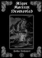 ALGOR / KORIUM / HROMOVLAD - Heathen Brotherhood CDr in DVD case Heathen Metal