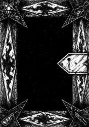 VERWUSTUNG - Gospel ov fury Tape Black Thrash Metal