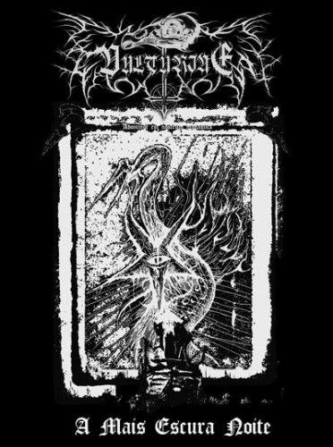 VULTURINE - A Mais Escura Noite A5 Digi-CD Black Metal