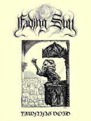 FADING SUN - Yawning Void CDr in DVD case Drone Doom Metal