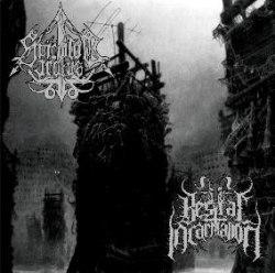 SPICULUM IRATUS / BESTIAL INCARNATION - Monuments Of Decimation CD Black Metal