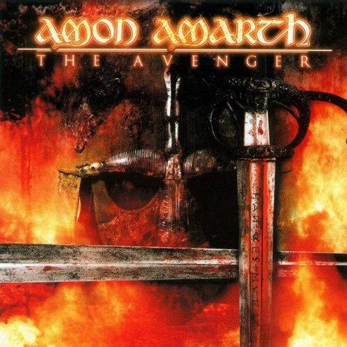 AMON AMARTH - The Avenger CD MDM
