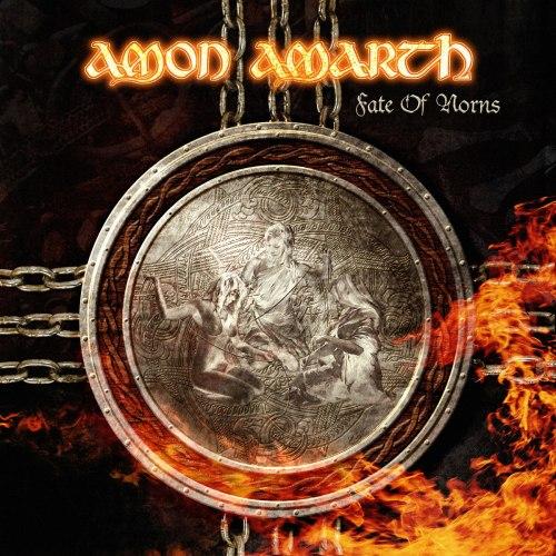 AMON AMARTH - Fate Of Norns CD MDM