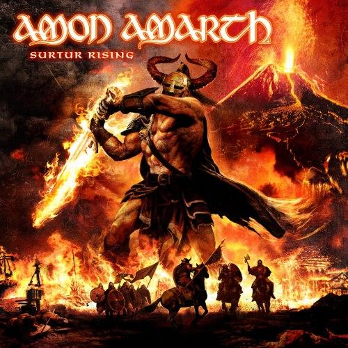 AMON AMARTH - Surtur Rising CD MDM