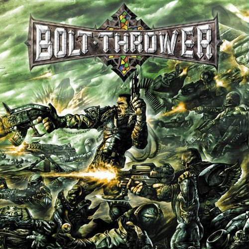 BOLT THROWER - Honour Valour Pride CD Death Metal