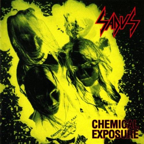 SADUS - Chemical Exposure CD Thrash Death Metal