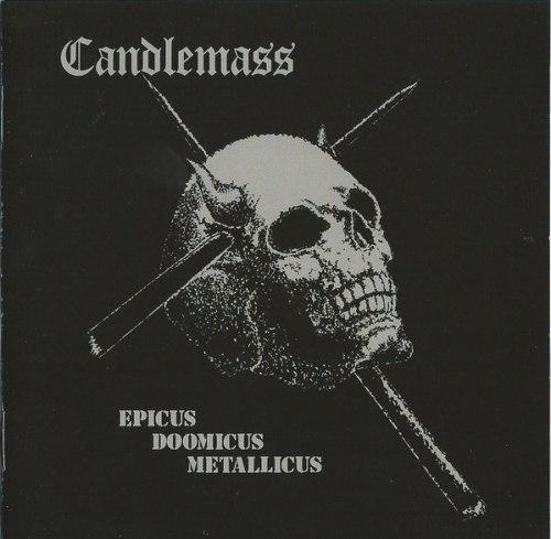 CANDLEMASS - Epicus Doomicus Metallicus 2CD Doom Metal
