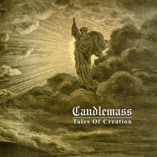 CANDLEMASS - Tales Of Creation 2CD Doom Metal