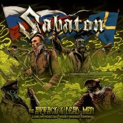 SABATON - Атака мертвецов LP Power Metal
