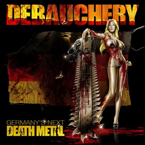 DEBAUCHERY - Germany's Next Death Metal CD Death'n'Roll