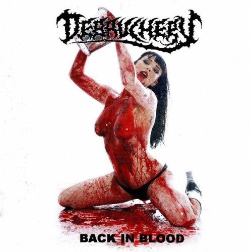 DEBAUCHERY - Back In Blood CD Death'n'Roll