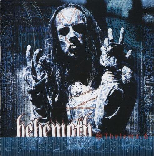 BEHEMOTH - Thelema.6 CD Blackened Death Metal