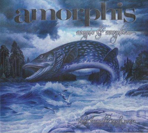 AMORPHIS - Magic & Mayhem - Tales From The Early Years CD Dark Metal